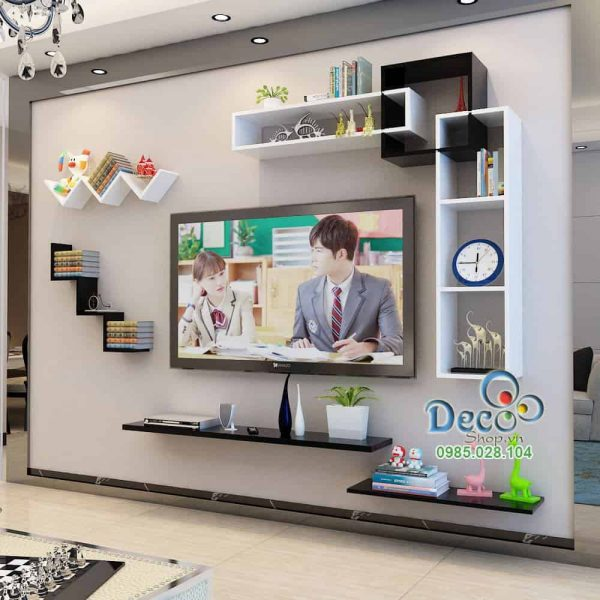 Kệ tivi treo tường Deco TV78